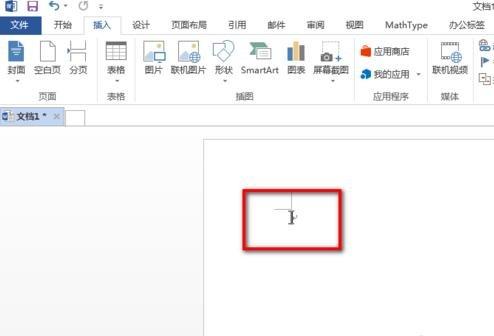 word2013中显示标签功能的步骤